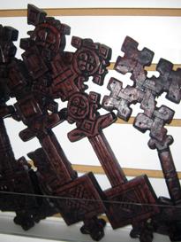 Ethiopian Wooden Cross 13 - Ethiopian Wooden Crosses